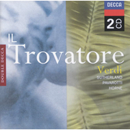 Produktbilde for Verdi: Il Trovatore (UK-import) (CD)