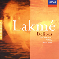 Produktbilde for Delibes: Lakmé (UK-import) (CD)