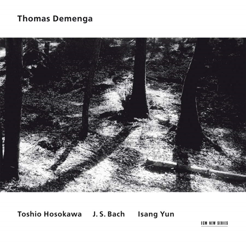 Thomas Demenga Cello Recital (CD)