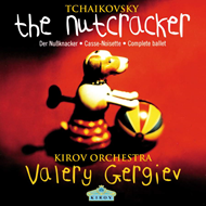 Produktbilde for Tchaikovsky: The Nutcracker (CD)