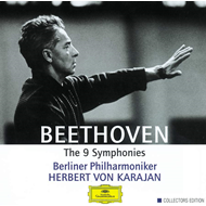 Produktbilde for Beethoven: 9 Symphonies (UK-import) (CD)