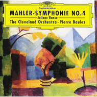 Produktbilde for Mahler: Symphony No 4 (UK-import) (CD)