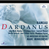 Produktbilde for Rameau: Dardanus (CD)