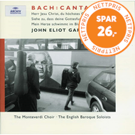 Produktbilde for Bach: Trinity Cantatas II (UK-import) (CD)