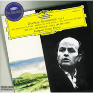 Produktbilde for Dvorak: Symphony No 9 (UK-import) (CD)