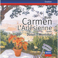 Produktbilde for Bizet: L'Arlesienne & Carmen Suites (CD)