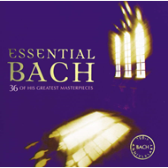 Produktbilde for The Essential Bach (UK-import) (CD)
