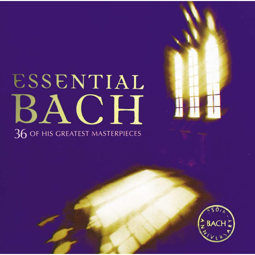 The Essential Bach (UK-import) (CD)