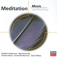Produktbilde for Meditation - Music for Relaxation and Dreaming (CD)