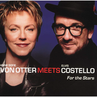 Produktbilde for Von Otter Meets Costello - For The Stars (USA-import) (CD)