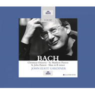 Produktbilde for Bach: Sacred Choral Works - John Eliot Gardiner (UK-import) (9CD)