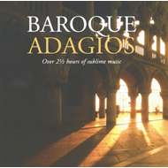 Produktbilde for Baroque Adagios (USA-import) (CD)