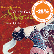 Produktbilde for Rimsky-Korsakov: Scheherazade (UK-import) (CD)