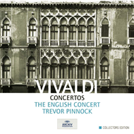 Produktbilde for Vivaldi: Concertos (UK-import) (CD)