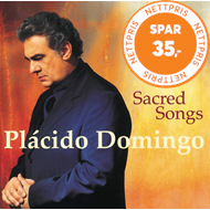 Produktbilde for Placido Domingo - Sacred Songs (CD)