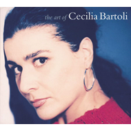 Produktbilde for Cecilia Bartoli - The Art Of Cecilia Bartoli: Best Of (CD)