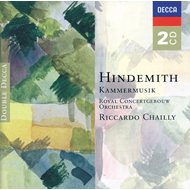 Produktbilde for Hindemith: Kammermusik (UK-import) (CD)