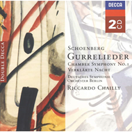 Produktbilde for Schoenberg: Gurrelieder (UK-import) (CD)