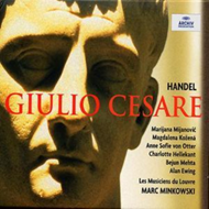 Produktbilde for Handel: Giulio Cesare (USA-import) (CD)