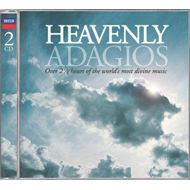 Produktbilde for Heavenly Adagios (USA-import) (CD)
