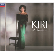 Produktbilde for Kiri Te Kanawa - A Portrait (UK-import) (CD)