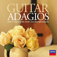 Produktbilde for Guitar Adagios (UK-import) (CD)