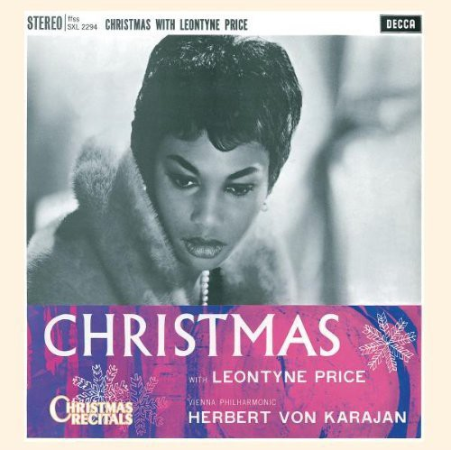 Christmas with Leontyne Price (USA-import) (CD)
