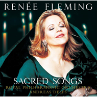 Produktbilde for Reneé Fleming - Sacred Songs (UK-import) (CD)