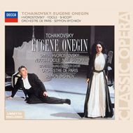 Produktbilde for Tchaikovsky: Eugene Onegin (UK-import) (2CD)