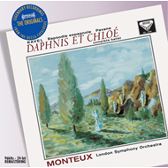 Produktbilde for Ravel: Daphnis et Chloé (UK-import) (CD)