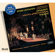 Produktbilde for Mussorgsky: Boris Godunov (UK-import) (CD)