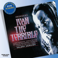 Produktbilde for Prokofiev: Ivan the Terrible (CD)