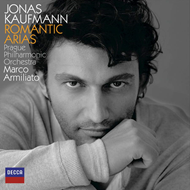 Produktbilde for Jonas Kaufmann - Romantic Arias (UK-import) (CD)