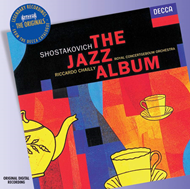 Produktbilde for Shostakovich: The Jazz Album (CD)