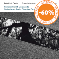 Produktbilde for Cerha: Cello Concerto; Schreker: Symphony (CD)