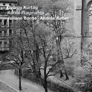 Produktbilde for Kurtág: Kafka-Fragmente (CD)