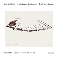 Produktbilde for Beethoven: Piano Sonatas Vol. 3 (CD)