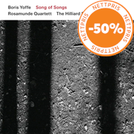 Produktbilde for Yoffe: Song Of Songs (CD)