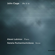 Produktbilde for Cage: As It Is (CD)