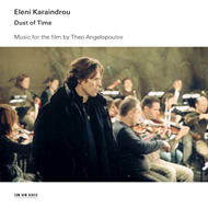Produktbilde for Dust Of Time (Music For The Film By Theo Angelopoulos) (CD)