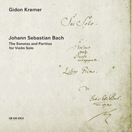 Produktbilde for Bach: Sonatas And Partitas (2CD)