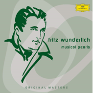 Produktbilde for The Art of Fritz Wunderlich (UK-import) (CD)