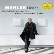 Produktbilde for Mahler: Song Cycles (UK-import) (CD)