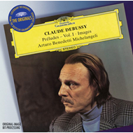 Produktbilde for Debussy: Préludes, Vol 1; Images (UK-import) (CD)