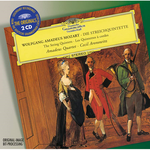 Mozart:  The String Quintets (UK-import) (CD)
