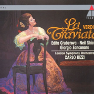 Produktbilde for Verdi: La Traviata (USA-import) (CD)
