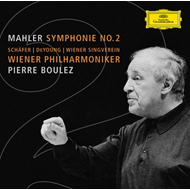 Produktbilde for Mahler: Symphony No 2 (UK-import) (CD)