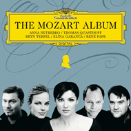 Produktbilde for The Mozart Album (UK-import) (CD)