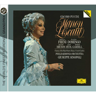 Produktbilde for Puccini: Manon Lescaut (UK-import) (2CD)