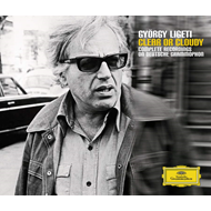 Produktbilde for Ligeti - Clear or Cloudy (UK-import) (CD)